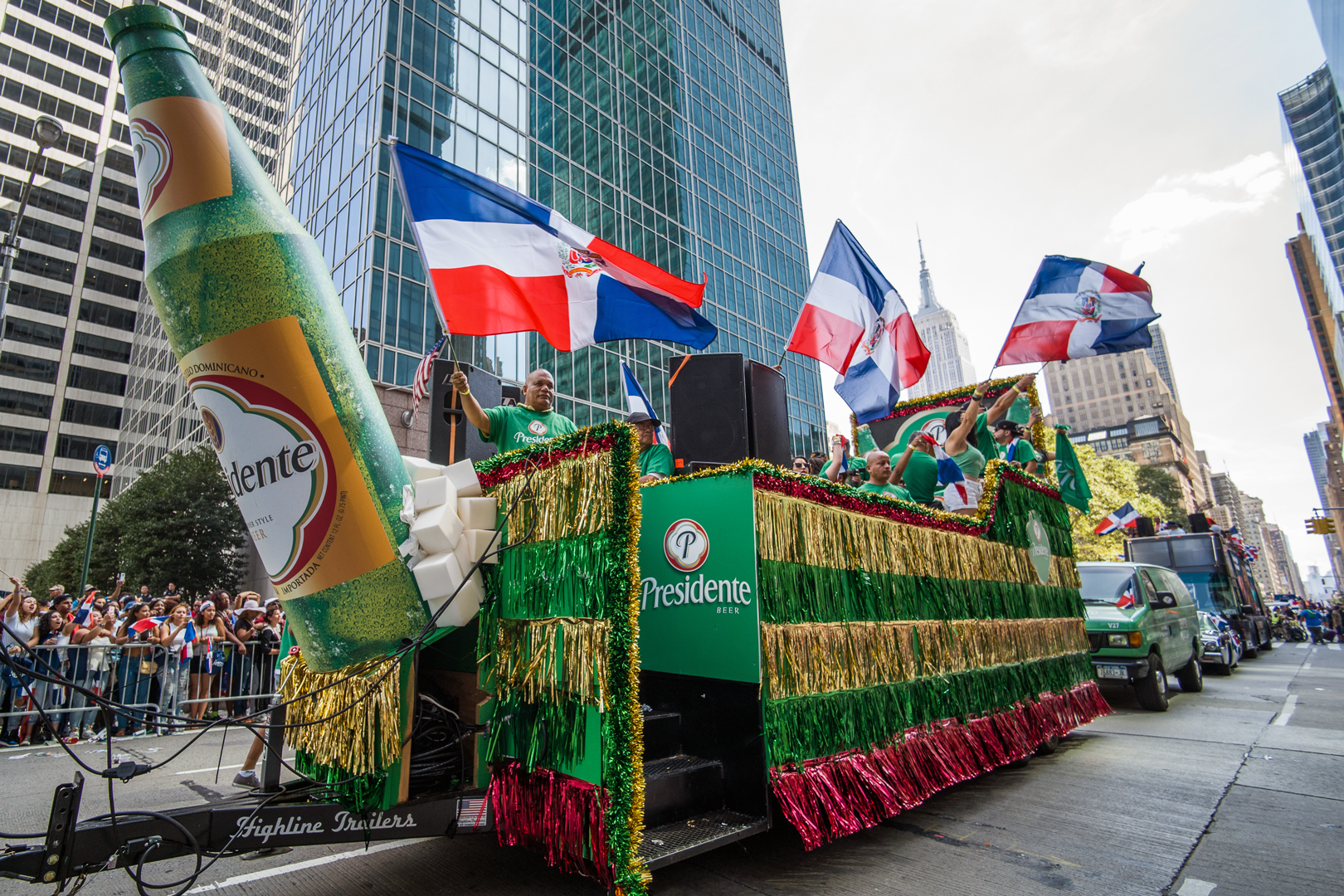 Parade Float Rentals - One Source for Parade Float Rentals