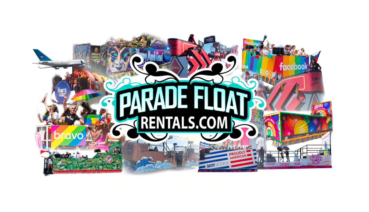 Parade Float Rentals