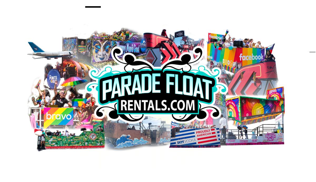 Parade Float Rentals